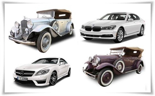Vintage Bmw Audi Mercedes wedding car rental aurangabad